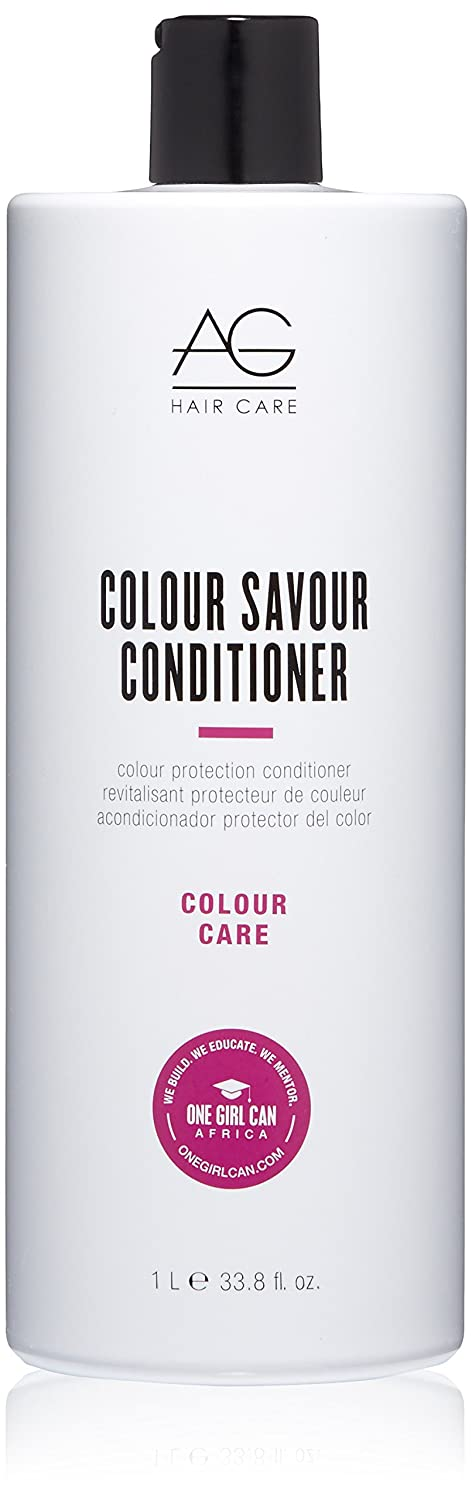 AG Hair Colour Care Colour Savour Conditioner, 33.8 Fl Oz