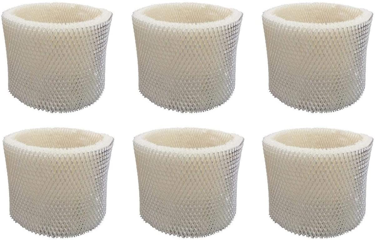(Home Humidifiers) Filter for Holmes HM3650 HM3656 HM3607 (6 Pack)
