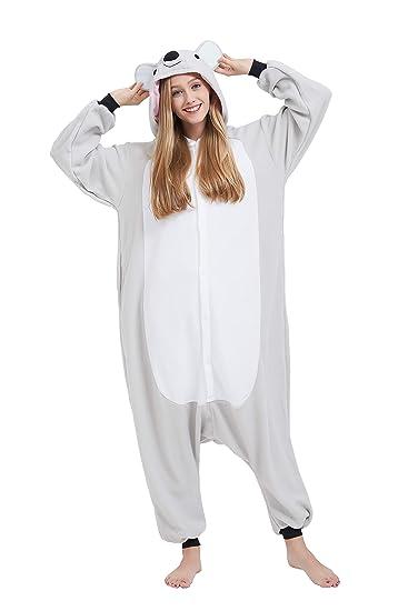 belle et charmante meilleur service économiser jusqu'à 80% Fandecie Costume Animal Costume Animal Pyjamas Pyjamas Combinaison Kigurumi  Koala Femme Homme Cosplay Adulte pour Carnaval Animal Carnaval Halloween