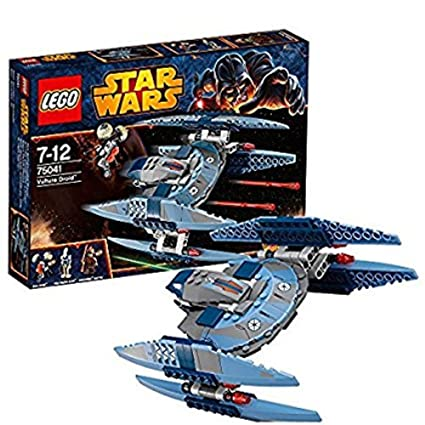 Buy Lego Star Wars Vulture Droid Multi Color Online At Low Prices In India Amazon In