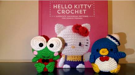 Ladybug Hello Kitty | Lanas y Ovillos | 242x436