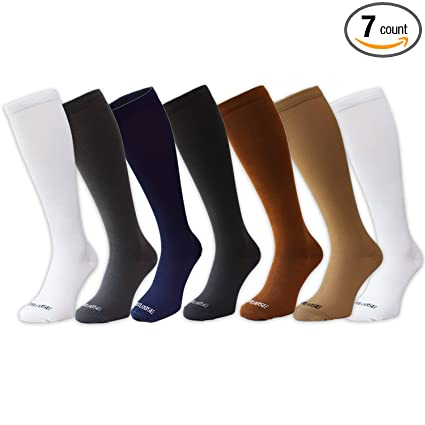 Underwear & Sleepwears Hot New Style Men Women Professional Compression Socks Unisex Comfortable Relief Soft Stretch Anti-fatigu Leg Support Sock 2 Carefully Selected Materials