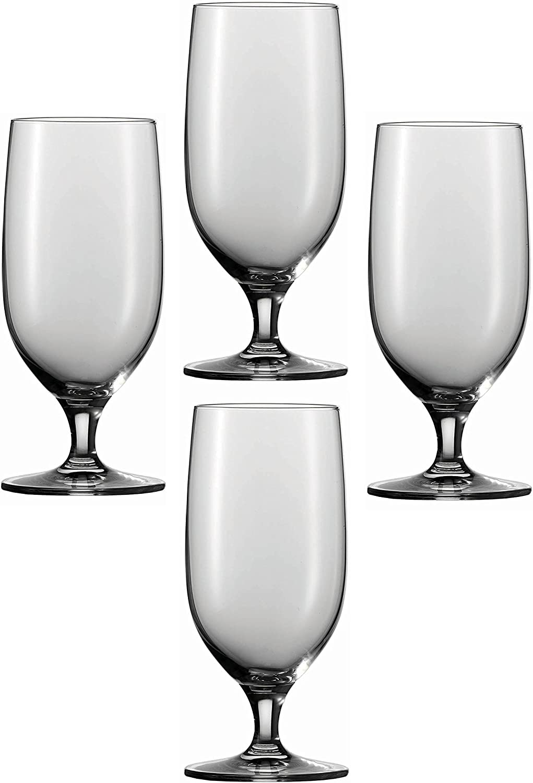 Set of 4 Pilsner Urquell Czech Swirl Design 20-22 oz Glasses