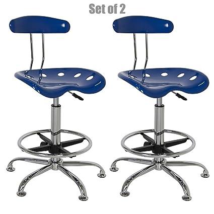 Peachy Amazon Com Modern Slick Design Vibrant Color Seat Uwap Interior Chair Design Uwaporg