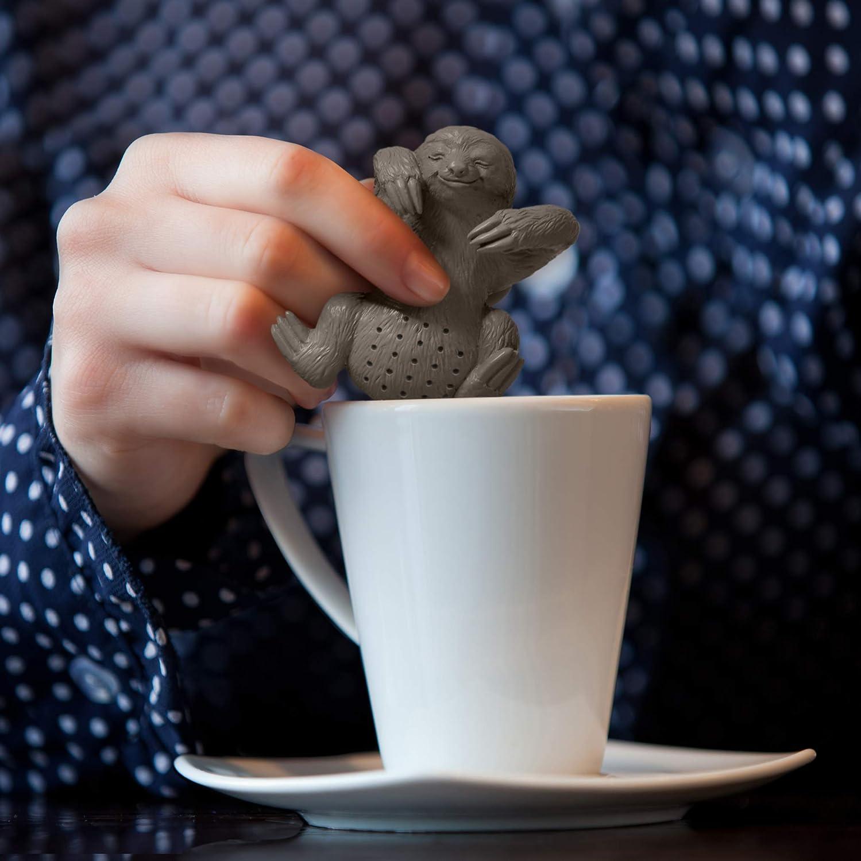 MR Fred Colador de t/é Silicona Tea