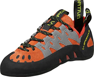 La Sportiva Tarantulace Flame, Zapatos de Escalada Unisex ...