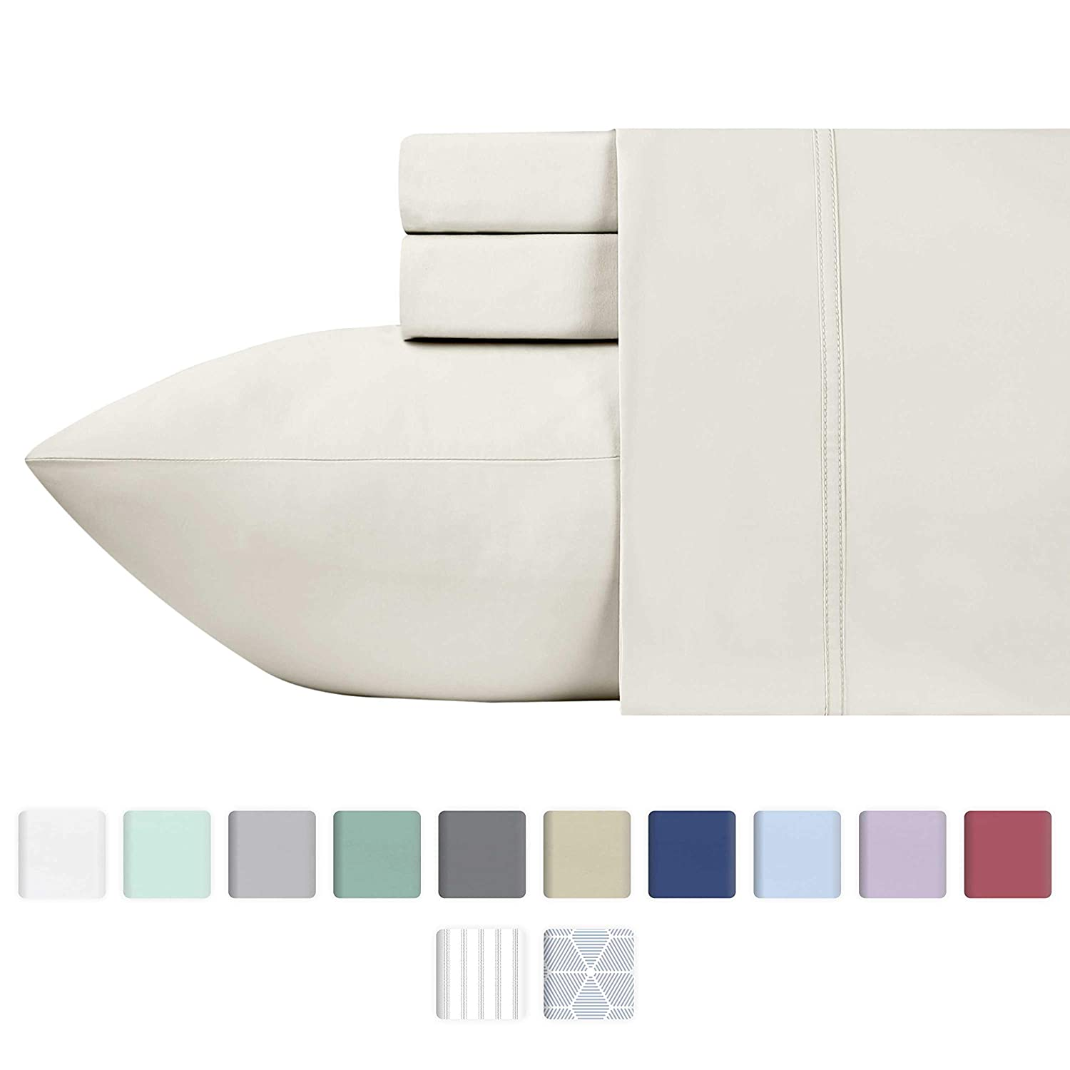 1800 thread count microfiber sheets