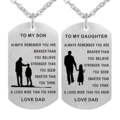 Amazoncom Burning Love Inspirational Pendant Necklace Stainless