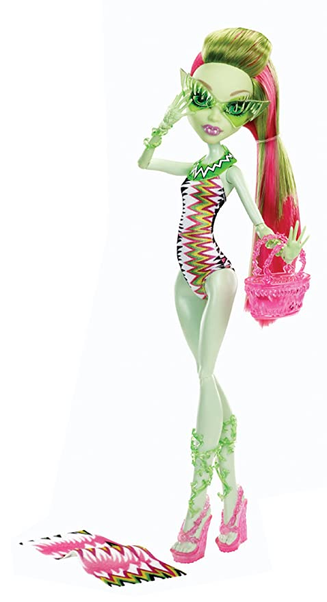 Other Mattel Dolls Monster High Doll Venus Mcfly Trap Dolls