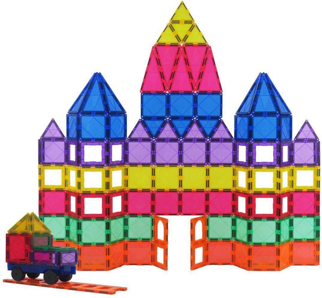 Box Magnetic Blocks 30 Piece Set Magnetic Building Construction Toy Big Large Block