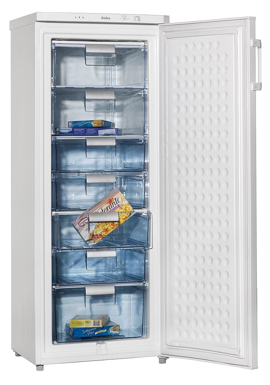Amica GS 15111 W - Congelador (Vertical, Independiente, Color ...