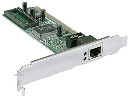 INTELLINET 32-Bit PCI V2.2/2.1/2.0 Gigabit PCI Network Card (522328)