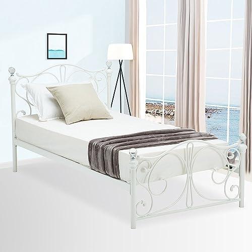 Twin Iron Beds Amazon Com