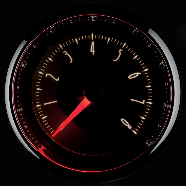 Auto Meter 1196 Cruiser 3-3//8 8000 RPM Tachometer Gauge