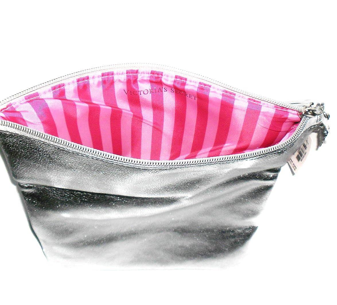 Amazon.com: Victoria s Secret Aniversario Plata Fold Over ...