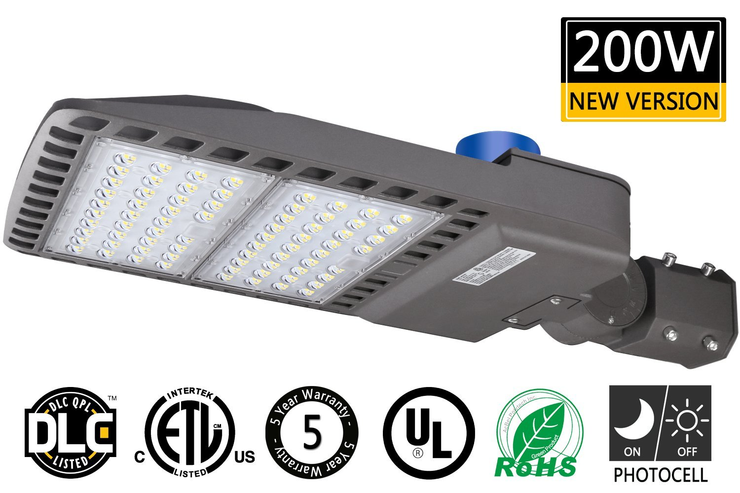 200watt led parking lot lighting dusk to dawn led pole parking lot 200watt led parking lot lighting dusk to dawn led pole parking lot lights wide beam commercial aloadofball Gallery
