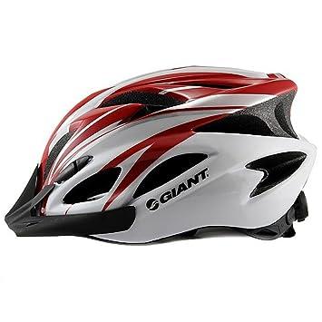Lusee® Casco de bicicleta de la bici Allround Cascos MTB cascos de bicicleta de montaña