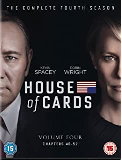 House Of Cards Season 1 3 Dvd Amazon Co Uk Kevin Spacey Robin