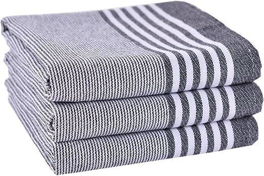 Classic paños de cocina, 100% algodón, toallas de té, mejor diseño ...