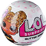 L.O.L. Surprise! Glitter Series Mystery Doll, One Random