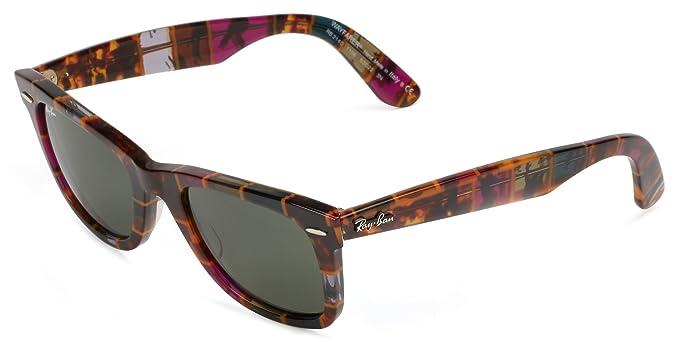 cambiar patilla gafas ray ban