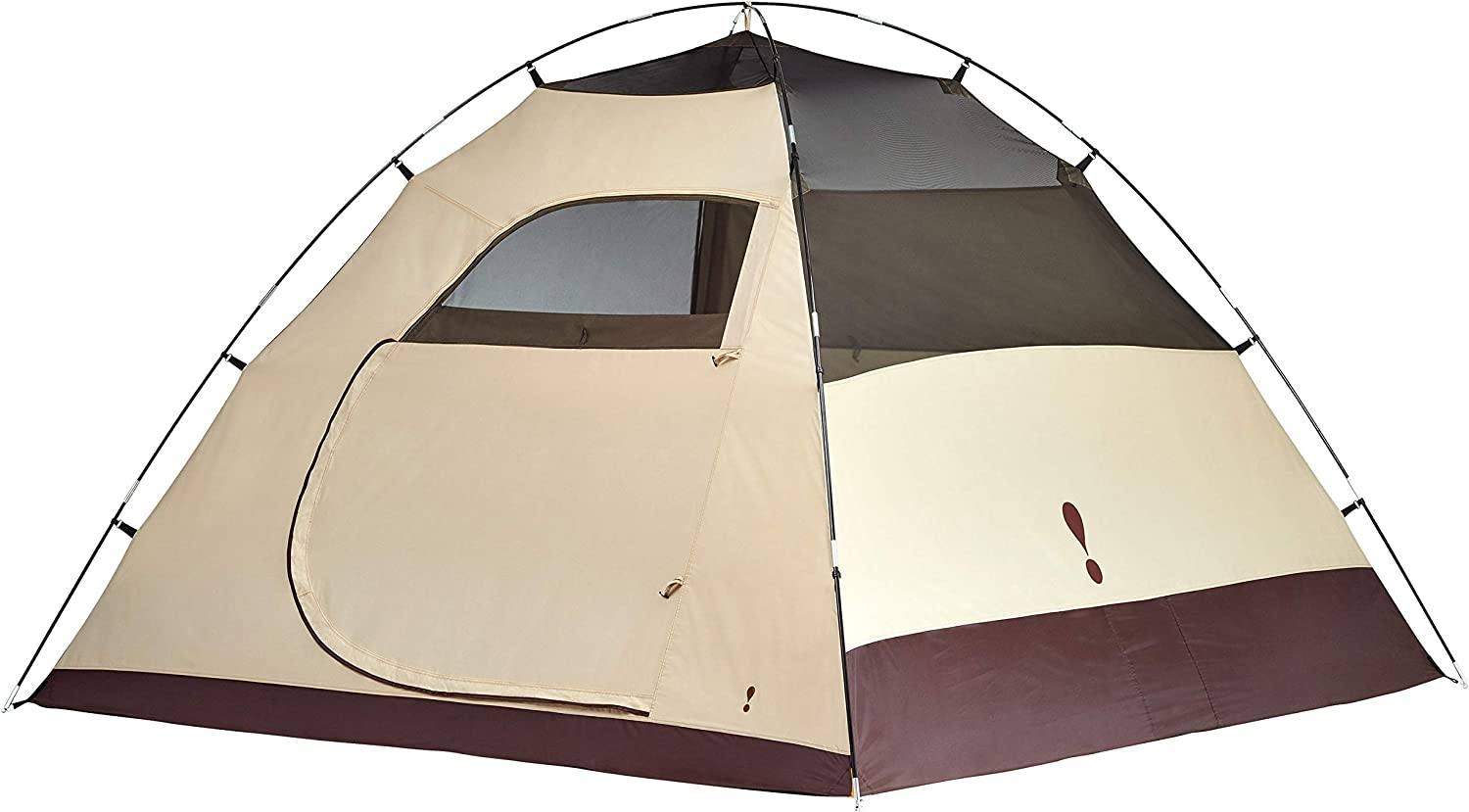 Eureka Tetragon HD 3-Season Waterproof Camping Tent