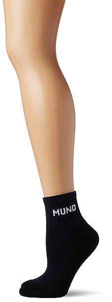 MUND Running Coolmax Calcetines, Mujer, Gris, 34-37: Amazon.es: Deportes y aire libre