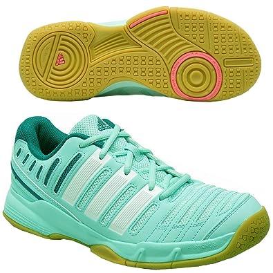 best service c91a5 6d8ad adidas - Chaussures Handball Essence 11 W Vert M17493