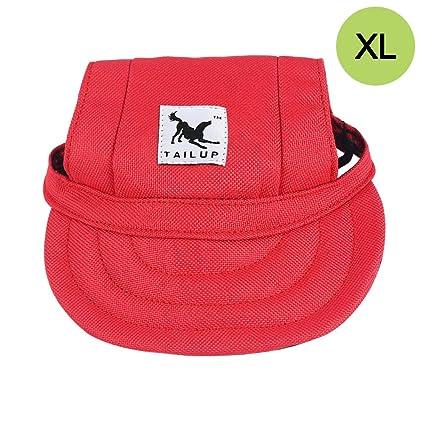 CALIFORNIA CADE ELECTRONIC Cade Pet Baseball Cap Dogs Sport Hat Visor Cap  with Ear 4284d625e67c