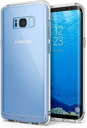 Ringke Fusion Compatible con Funda Samsung Galaxy S8 Plus 2017 ...