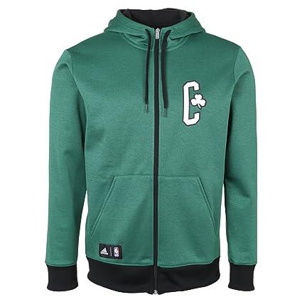 : adidas Boston Celtics NBA Hoodie Jacket