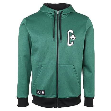 Fleece Adidas Fanwear Herren Kapuzenjacke Brooklyn Nets dtsBrCxohQ