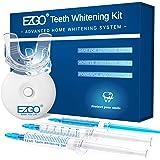 Teeth Whitening Kit with LED Light, Fast-Result Teeth Whitener with Non-Sensitive Teeth Whitening Gel Refill Pens…