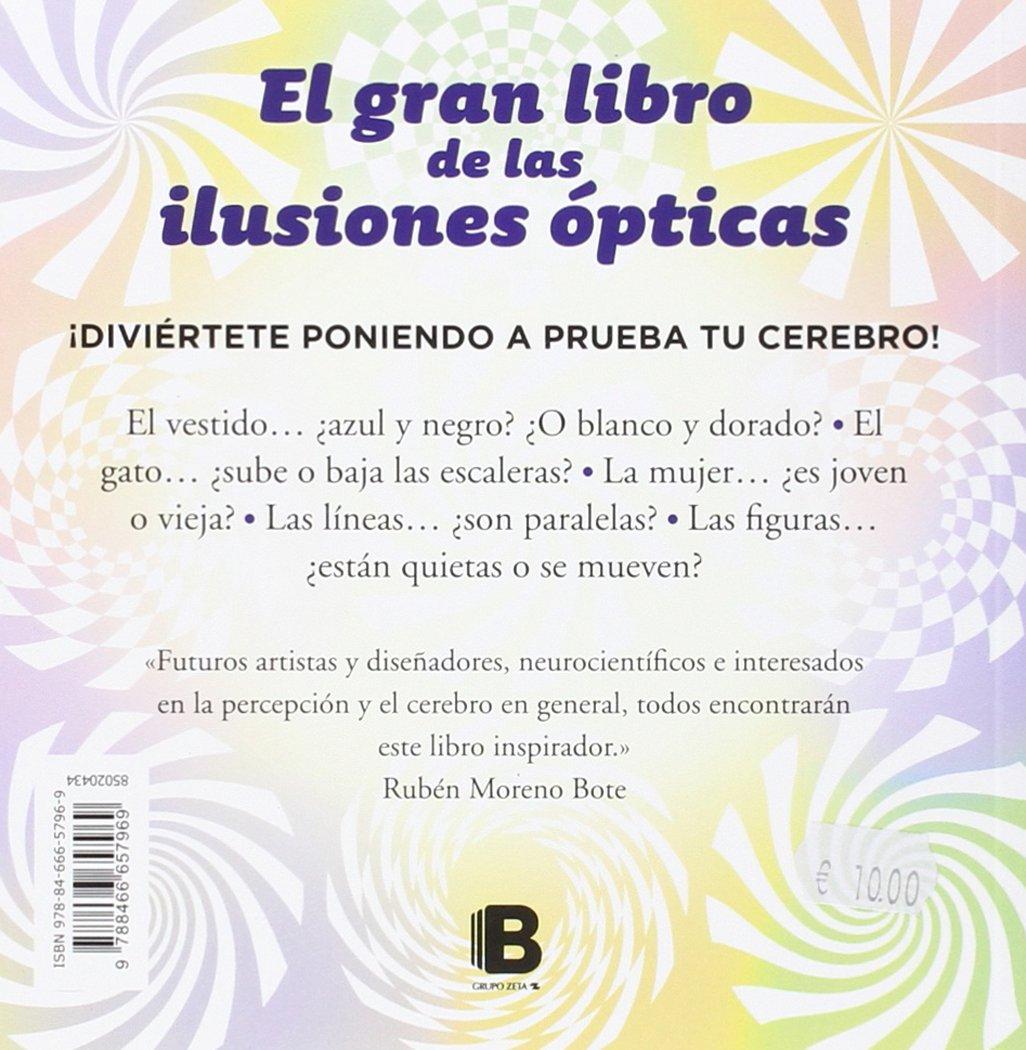 El gran libro de las ilusiones (Spanish Edition): Various Authors: 9788466657969: Amazon.com: Books