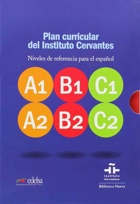 Plan Curricular Instituto Cervantes pack 3 Vol.Bolsillo Libros ...