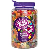 The Jelly Bean Factory - Gourmet Jelly Beans - 36 Flavors-1.2 kg, No Artificial Colors or Flavours