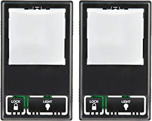 2 Multi-Function Control Wall Panel for LiftMaster 41A5273-1 78LM