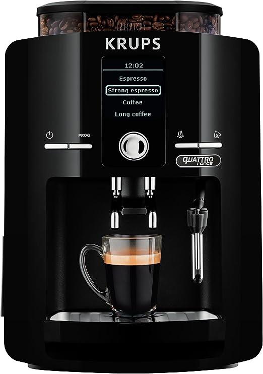 Krups EA82F0 Independiente Totalmente automática Máquina espresso ...