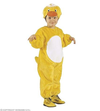 Amazon.com: Disfraz infantil de peluche con diseño de pato ...