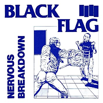 Nervous Breakdown Ep : Black Flag: Amazon.es: Música