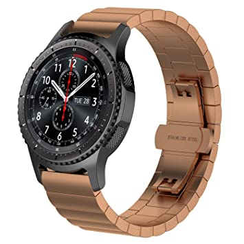 XIHAMA Correa para Smartwatch de 22mm, Bracelet Recambio de ...