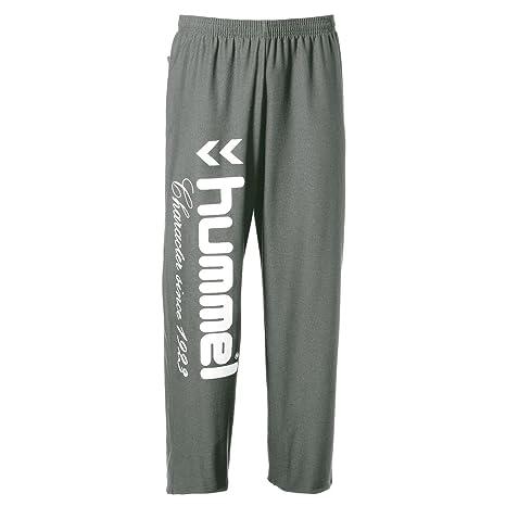 Pantalon Hummel UH Gris: Amazon.es: Deportes y aire libre