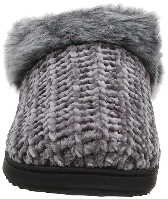Bas Chenille Chaussons Femme Clog Knit Dearfoams gPqU8Ig