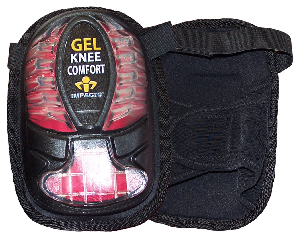 IMPACTO 865-00 Gel All Terrain Extended Knee PAD PR