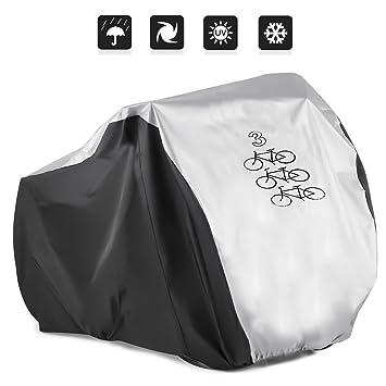 Funda para bicicleta Seeu, impermeable para almacenamiento en el ...