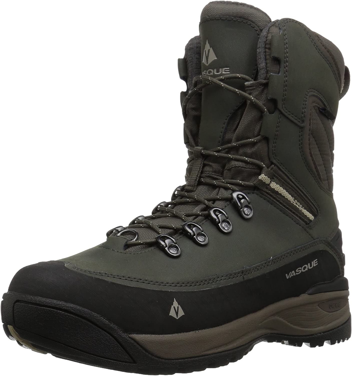 Winter hiking boots