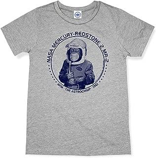 product image for Hank Player U.S.A. NASA Ham The Astrochimp Men's T-Shirt