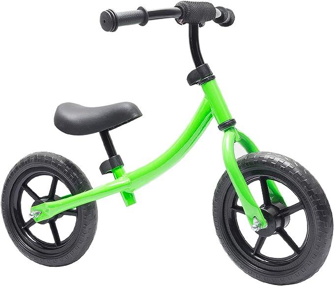 EUGAD Bicicleta Niño 2 ~5 Años sin Pedales Sillín Regulabl ...