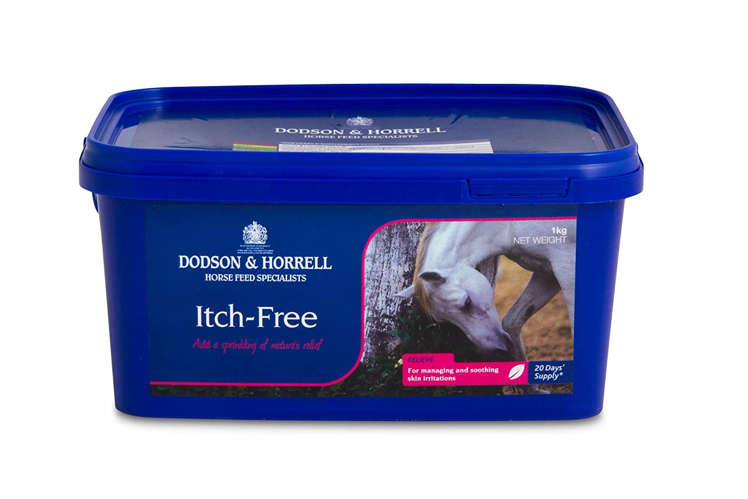 Dodson & Horrell Itch-Free Horse Supplement 1kg (Pack of 4)