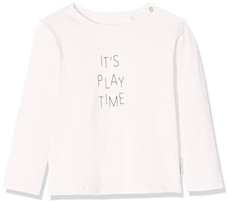 Noppies U tee LS Lux Tekst Camiseta para Beb/és